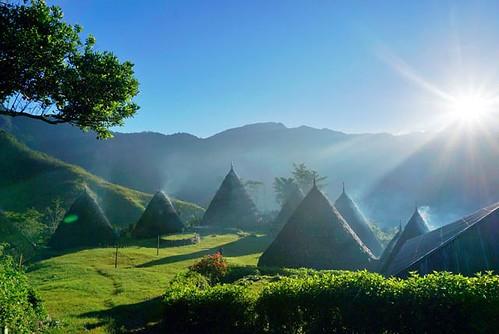 Waerebo Traditionl Village