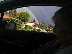 Double Rainbow (Rey Marz) Tags: mothers day mothersday rainbow weather photography colorphoto magnificence nofilter amazingview wow happy moms giftoflife family loved ones love chooselove inspiration awe inspiring film doublerainbow actor reymarz