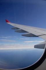 Arrival (Avia-Photo) Tags: travel journey newengland aerialphoto wing usa america amerika