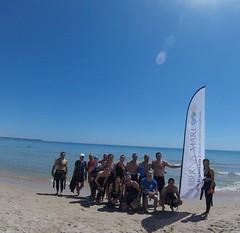 G0178429 (Visit Pilar de la Horadada) Tags: swimmers meeting point hibernismare swim natación nadar milpalmeras pilardelahoradada alicante costablanca vegabaja comunidadvalenciana quedada beach strand swimm