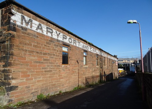 Maryport and Carlisle Railway Goods and Coal Depot