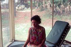 Karen Hunting Island SC July 1977 (1).jpg (buddymedbery) Tags: years 1977 unitedstates 1970s southcarolina family karencrowmedbery