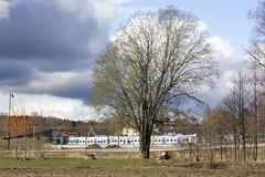 Tungelsta Station (Steffe) Tags: commuterstation commutertrain tungelsta haninge sweden park