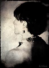 Asun (manucalvoman2) Tags: retratos draganizer texturas