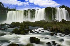 Cataratas do Iguaçu - Iguazú Falls - Brasil - Argentina (leandro anunciação) Tags: cataratas iguacu falls iguazu argentina brasil southamerica processing post