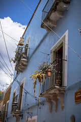 Guanajuato (Chihab Hentati) Tags: mexico guanajuato streets streetlife colorfulcity colorfulhouses