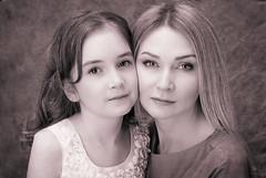 Любовь, которой не нужны слова (MissSmile) Tags: misssmile child kid girl mother mom daughter tender tenderness sweet touch smiles beauty pretty