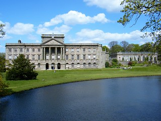 Lyme Park and Orangery, Stockport, Cheshire