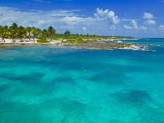 Version 2 Costa Maya Mexico April 2017 (bermudafan8) Tags: 2017 spring break bermudafan8 mexico snorkel caribbean water ocean blue
