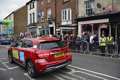 Tour De Yorkshire Stage 2 (677) (rs1979) Tags: tourdeyorkshire yorkshire cyclerace cycling ucicommissaire tourdeyorkshire2017 tourdeyorkshire2017stage2 stage2 knaresborough harrogate nidderdale niddgorge northyorkshire highstreet