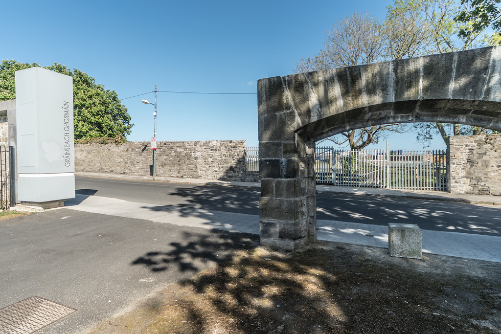 MY VISIT TO GRANGEGORMAN TO SEE WHAT PROGRESS HAS BEEN MADE [8 MAY 2017]-127972