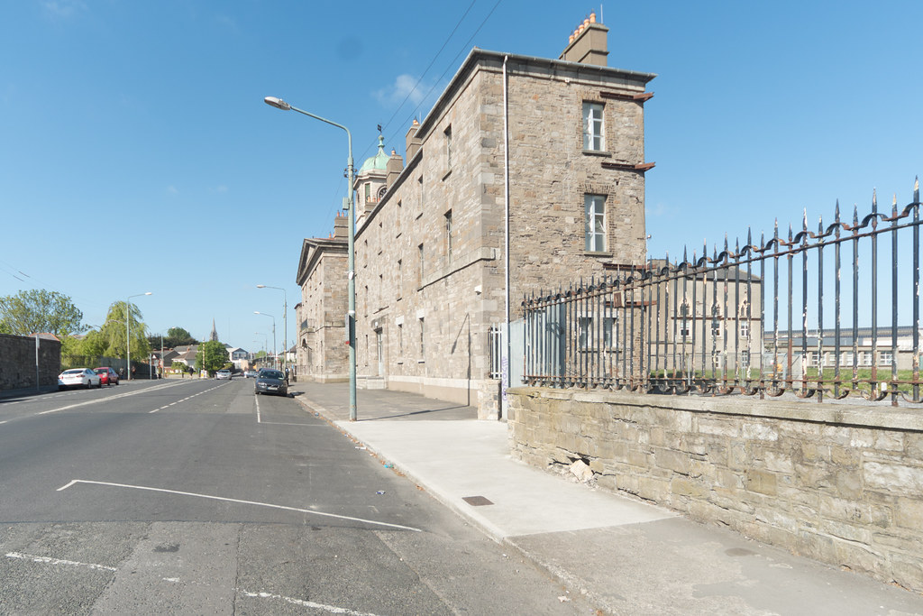 MY VISIT TO GRANGEGORMAN TO SEE WHAT PROGRESS HAS BEEN MADE [8 MAY 2017]-127976