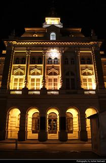 City Hall, Novi Sad, Serbia