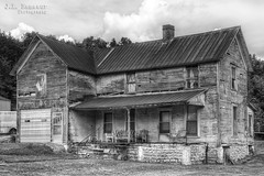Once was a Home - B&W (J.L. Ramsaur Photography) Tags: jlrphotography nikond7200 nikon d7200 photography photo shelbyvilletn middletennessee bedfordcounty tennessee 2017 engineerswithcameras oncewasahome photographyforgod thesouth southernphotography screamofthephotographer ibeauty jlramsaurphotography photograph pic shelbyville tennesseephotographer shelbyvilletennessee abandoned neglected abandonedhome abandonedbuilding abandonedhouse tennesseehdr hdr worldhdr hdraddicted bracketed photomatix hdrphotomatix hdrvillage hdrworlds hdrimaging hdrrighthererightnow retrohouse antiquehouse classichouse retro classic antique vintage vintagehouse abandonedplacesandthings abandonedneglectedweatheredorrusty beautifuldecay bw blackwhite blackandwhite nik niksilverefexpro2 silverefex nikcollection engineeringasart ofandbyengineers engineeringisart engineering architecture weathered old rural ruralamerica ruraltennessee ruralview oldbuildings structuresofthesouth smalltownamerica americana