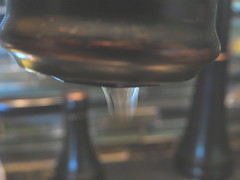 "Macro Monday: ""Intentional Blur"" (Hayseed52) Tags: macromonday intentionalblur water drip faucet drop h2o blur"