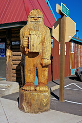 Bigfoot Tavern, Crescent, OR (Robby Virus) Tags: crescent oregon or bigfoot tavern booze beer alcohol bar food restaurant hamburgers sign signage