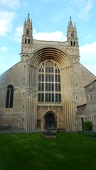Tewkesbury Abbey (John Steedman) Tags: tewkesbury tewkesburyabbey abbey church abbaye église kirche iglesia uk unitedkingdom england イングランド 英格兰 greatbritain grandebretagne grossbritannien 大不列顛島 グレートブリテン島 英國 イギリス ロンドン