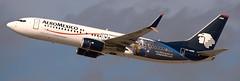 Boeing 737-852 XA-AMM (707-348C) Tags: losangeles thehill lax klax aeromexico b738 airliner jetliner boeing clubpremier california specialcolours xaamm boeing737 passenger amx