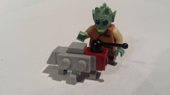 Children's Toy: AT-TE (FirstInfantry) Tags: lego starwars micro aotc tcw republic walker clone