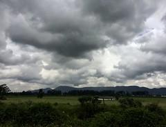 Bogotá, Colombia. (sadday_ksg) Tags: cielo sky nubes montañas mountains árboles sabana paisaje