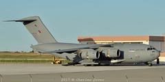 C-17A Globemaster III ZZ173 99Sqn - RAF (C.Dover) Tags: 99sqn c17a globemasteriii mcasyuma raf royalairforce unitedkingdom zz173