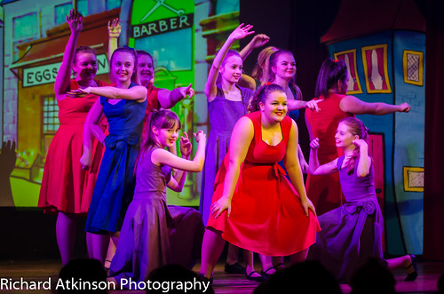 2016 Dick Whittington - Footloose