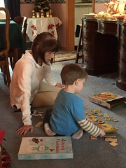 """Paul Plays with Aunt Pam's Christmas Gift • <a style=""""font-size:0.8em;"""" href=""""http://www.flickr.com/photos/109120354@N07/34372161152/"""" target=""""_blank"""">View on Flickr</a>"""