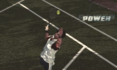 Power (CalebBryant) Tags: secondlife sl tennis sports outdoor active lifestyle
