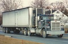 "Marmon Day Cab, ""RMC Trkg"" (PAcarhauler) Tags: marmon coe semi truck trailer tractor"