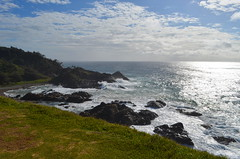View From the Lighthouse (Neal D) Tags: australia nsw portmacquarie tackingpoint ocean coast coastline