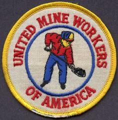 United Mine Workers of America patch (Coalminer5) Tags: coalmining coalminer coalmemorabilia coalcollectibles mining miningmemorabilia miningcollectible miningartifacts patch umwa unitedmineworkersofamerica unionmemorabilia