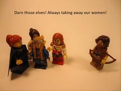 "Picture 0082 (Nick ""Nightstalker"") Tags: brickwarriors brickforge brickarms saberscorpion lego afol"