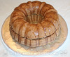 50th Birthday Bundt Cake - With Oomf!