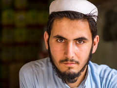 Youth - Peshawar- Pakistan (Shahid A Khan) Tags: peshawar paksitan portrait youth young man person pushtoon character travel street photography kpk khyberpukhtoonkhuwa shahidakhan olympus omd wwwsakhanphotographycom