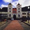 Iglesia de la parroquia de #San_Fernando #Ambato #Tungurahua