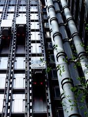 Lloyd's of London (earleyleah) Tags: cityoflondon london architecture lloydsoflondon