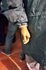 (michel nguie) Tags: michelnguie roubaix hand rbx vertical clock prosthesis watch timepiece wood legs