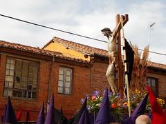 1399 (amgirl) Tags: mansilladelasmulas maundythursday april13 2017 day15 semanasanta holyweek spain meseta abril april caminodesantiago procession juevessanto