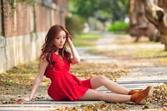 Lili0026 (Mike (JPG直出~ 這就是我的忍道XD)) Tags: lili 台灣大學 d300 model beauty 外拍 portrait 2014