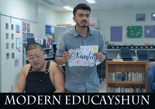 Modern Educayshun, From FlickrPhotos