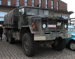 M923 (Schwanzus_Longus) Tags: schuppen 1 eins bremen old vintage truck lorry us usa america american army military am general m923 classic