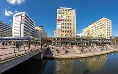 Malmö (03) (Vlado Ferenčić) Tags: malmö sweden švedska cities cityscape citiestowns architecture vladoferencic nikond600 vladimirferencic sigma1528fisheye fisheye