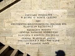 IMG_4260 (proofek) Tags: bitwa cmentarz generałanders italy klasztor montecassino wakacje włochy wspomnienia