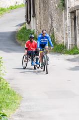 17_Alain&Alice_3902 (darry@darryphotos.com) Tags: chemindecompostelle chemindesaintjacques compostelle dufauteuilauphenix melle melle79 nikon voyage handicap paysmellois