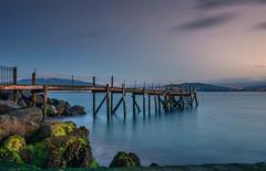 DSC_8693 (Daniel Matt .) Tags: sunrise sunsets aroundtheworld sunrisecolours nikon natgeo colours longexposure nikon2470mm seascape holywood