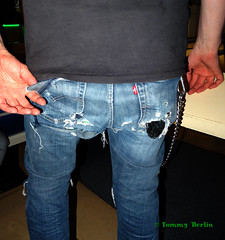 jeansbutt13561 (Tommy Berlin) Tags: men jeans butt ass ars levis