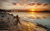 Wigg Islamd (3 of 10) (andyyoung37) Tags: merseyflatbargewrecks runcorn runcornbridge uk wiggisland cheshire rivermersey sunset