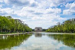 The Lincoln Memorial (Manny Esguerra) Tags: city cityscape outdoors washingtonmonument washingtondc lincolnmemorial