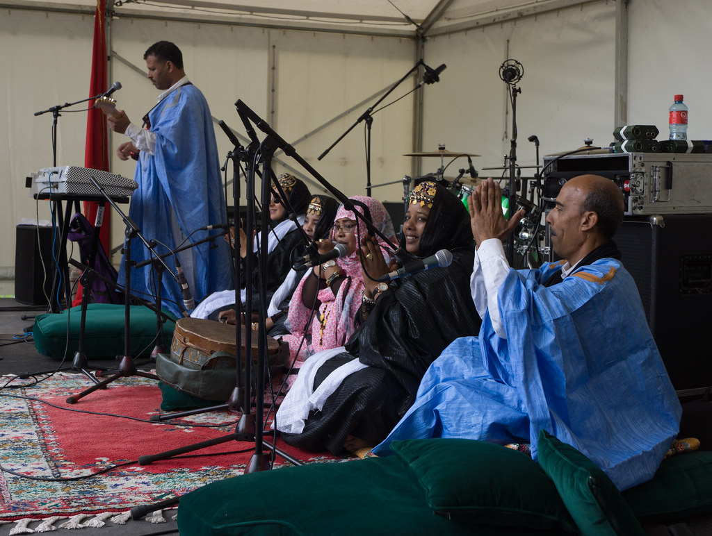 Mnat Aichata A Southern Morocco Band [Africa Day 2017 Dublin]-128849