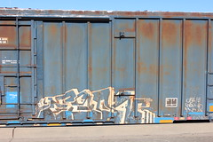 IMG_7608 (CONSTRUCTIVE DESTRUCTION) Tags: graff graffiti train boxcar tag streak piece moniker